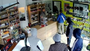 "Business owner tells would be robbers ""come back when I have more cash"" and they did"
