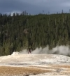 Man caught Urinating in Yellowstone's OLD Faithful?